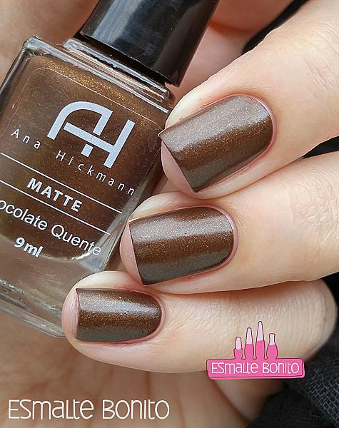 Esmalte Chocolate Quente Ana Hickmann