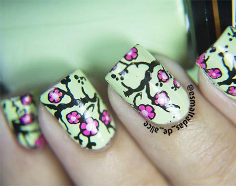 Unhas Carimbadas Cerejeiras