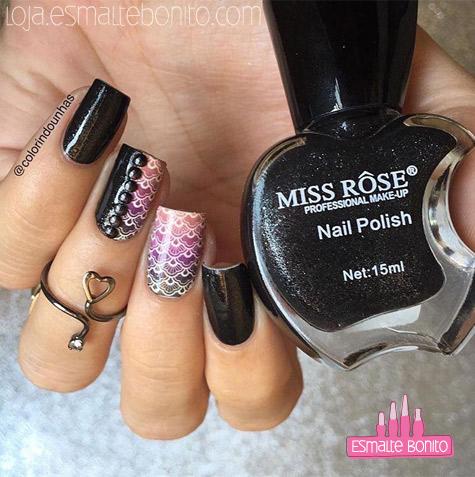 Esmalte 045 Miss Rôse