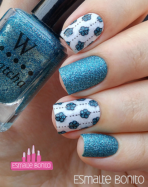 Esmalte Sea Whatcha + Super Placa G Apipila