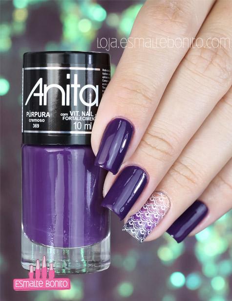 Esmalte Púrpura Anita