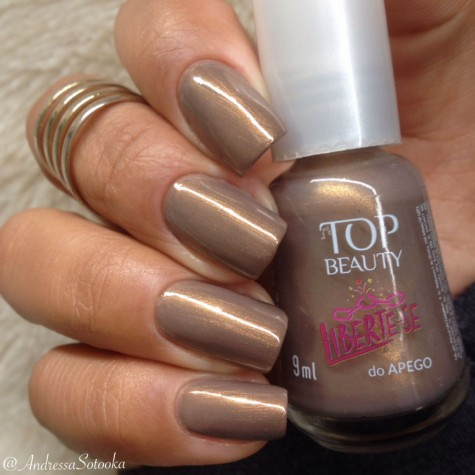 Esmalte Liberte-se do Apego Top Beauty
