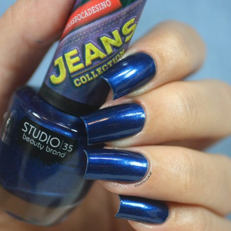 Esmalte Studio 35 #JeansBocadeSino