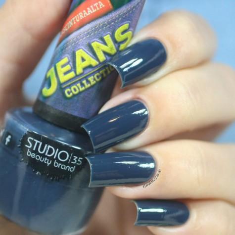 Esmalte Studio 35 #JeansCinturaAlta