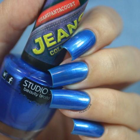 Esmalte Studio 35 #JeansPantacourt