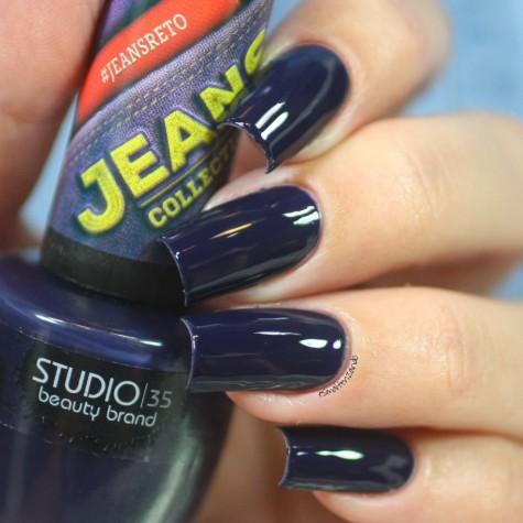 Esmalte Studio 35 #JeansReto